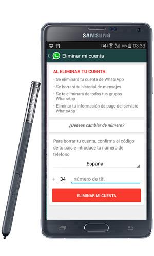 borrar-cuenta-whatsapp-android