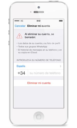 borrar-cuenta-whatsapp-iphone