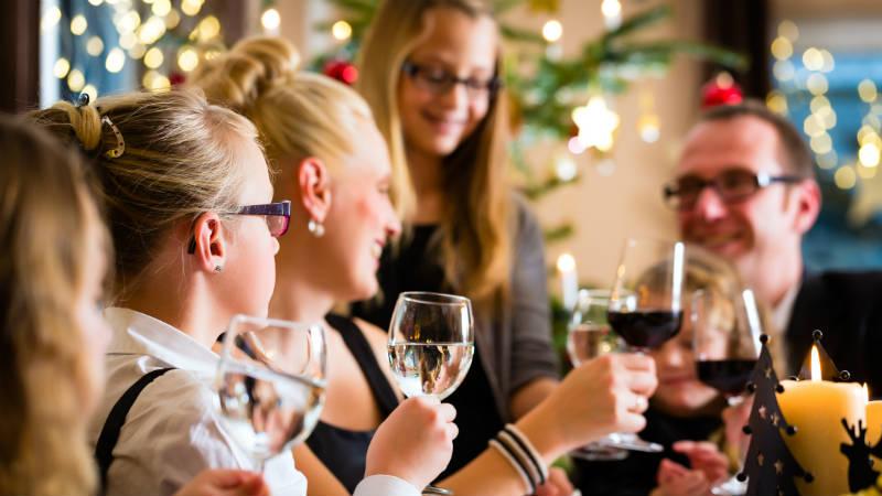 Claves para evitar las discusiones familiares en Navidad