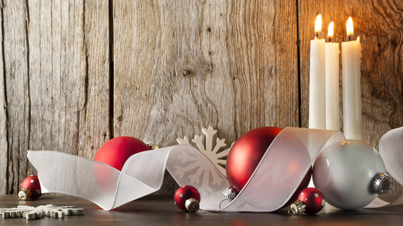 Cinco ideas originales para decorar tu casa en Navidad