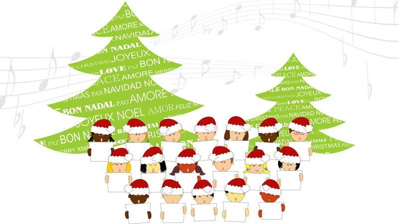 Discos de canciones de Navidad para Android