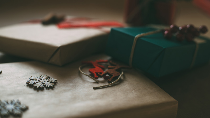 Diez originales regalos para la familia en Navidad