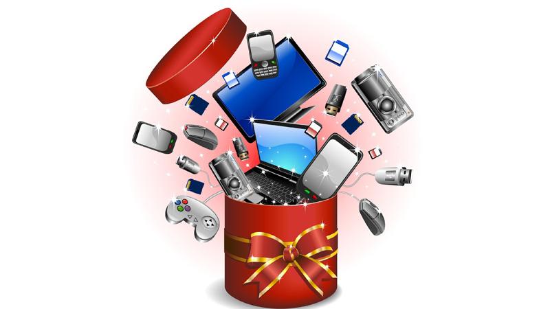 Cinco regalos de tecnología para esta Navidad
