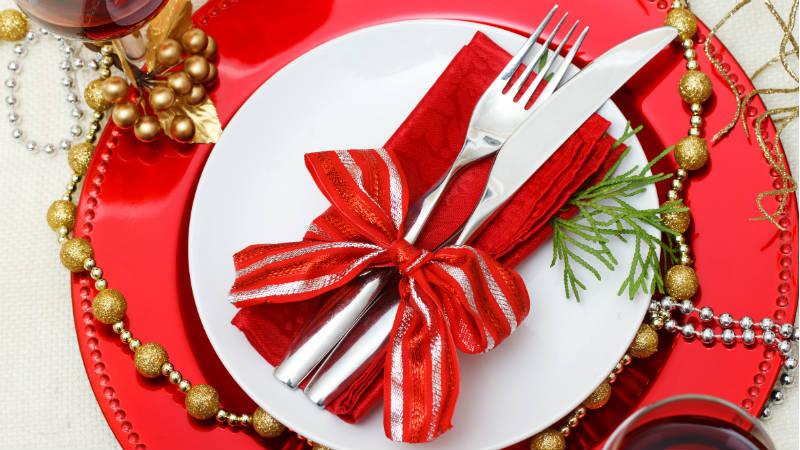 Ideas para decorar la mesa en navidad flota - Ideas para decorar la mesa de navidad ...