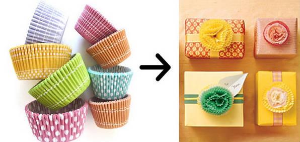 Ideas originales para envolver regalos flota - Paquetes originales para regalos ...