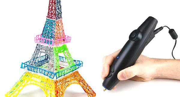 Un bolígrafo para imprimir en 3D