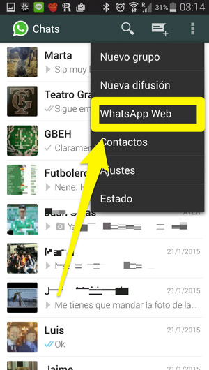ajustes-whatsapp-web