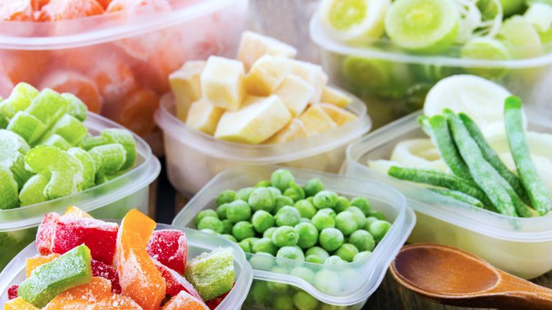 Alimentos que (quizás) no sabes que se pueden congelar