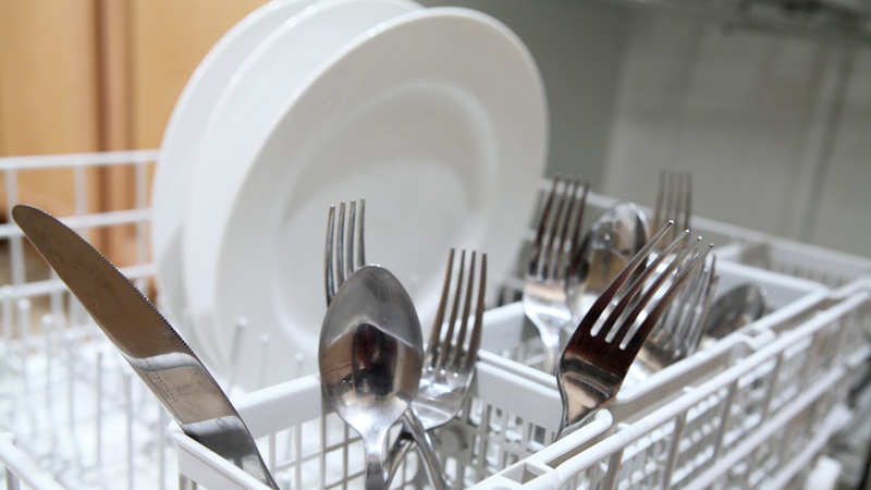 Cómo cocinar con el lavavajillas
