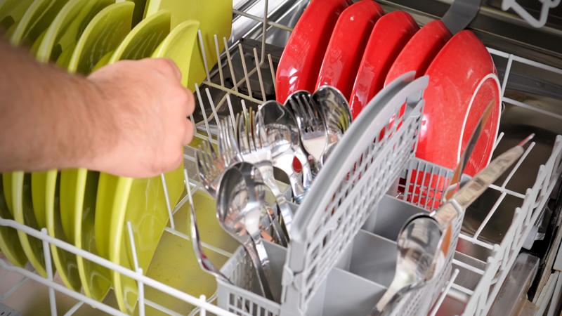 Cómo llenar el lavavajillas correctamente
