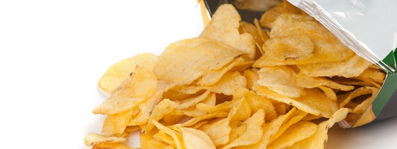 Congelar patatas fritas