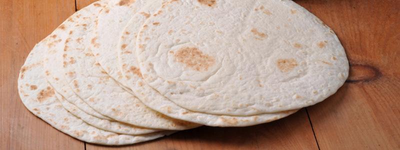 Congelar tortitas mexicanas
