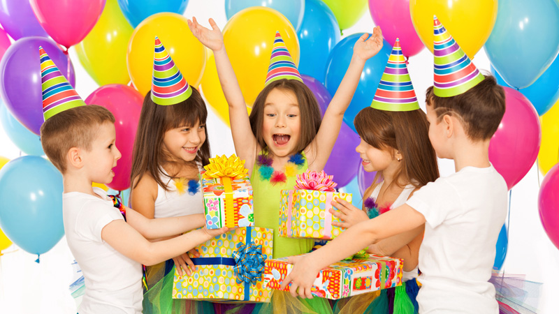 Ideas para organizar una fiesta de cumplea os flota for Regalos para fiestas de cumpleanos infantiles