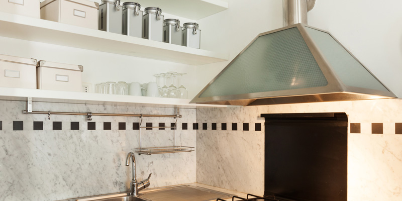 Accesorios en cocinas pequeñas