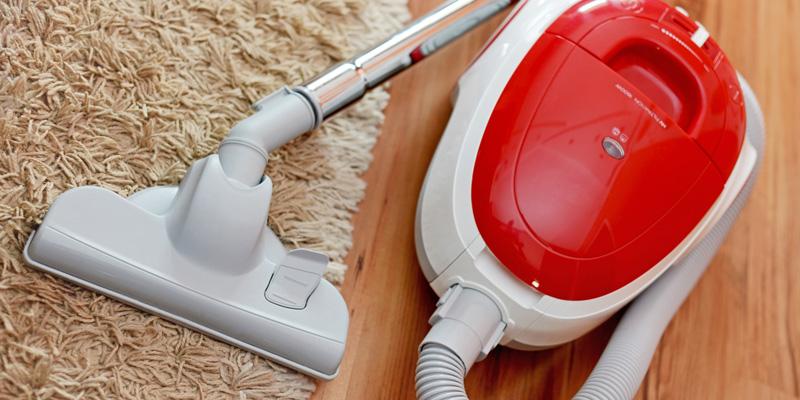 Limpia bien el polvo en casa