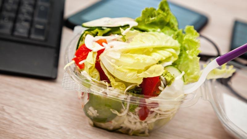 Diez consejos para comer sano... ¡y de «tupper»!
