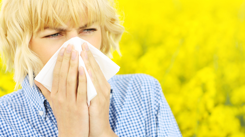 Las mejores aplicaciones para sobrellevar las alergias en primavera