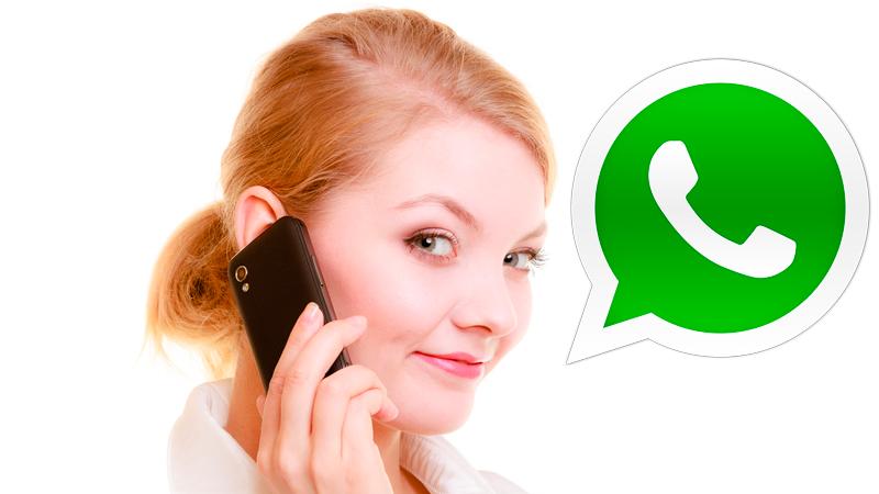 Cómo realizar llamadas gratuitas por WhatsApp en Android