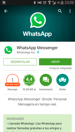 instalar-ultima-version-whatsapp