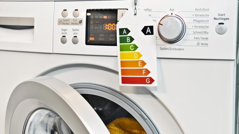 Cómo ahorrar en el lavado de ropa