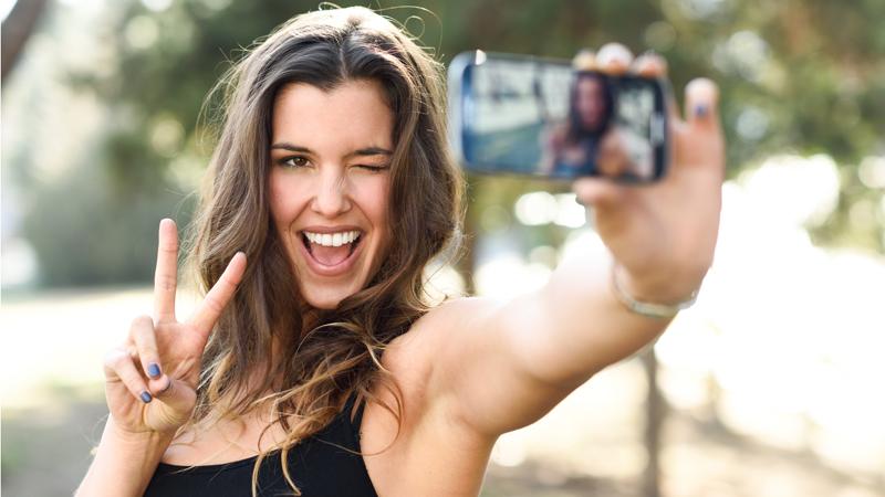 Consejos para hacerte los mejores selfies