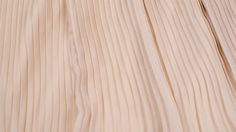 planchar falda plisada