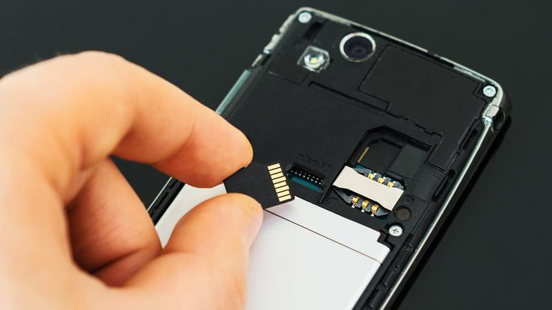 Cómo guardar fotos directamente en la tarjeta SD de tu teléfono