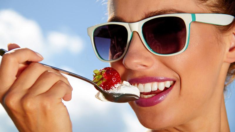 Cinco consejos para no engordar este verano