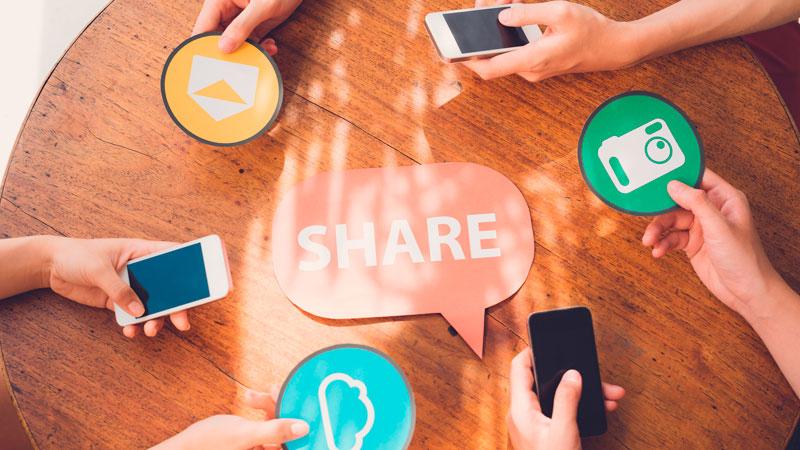 Aplicaciones para compartir fotos en tu smartphone o tablet