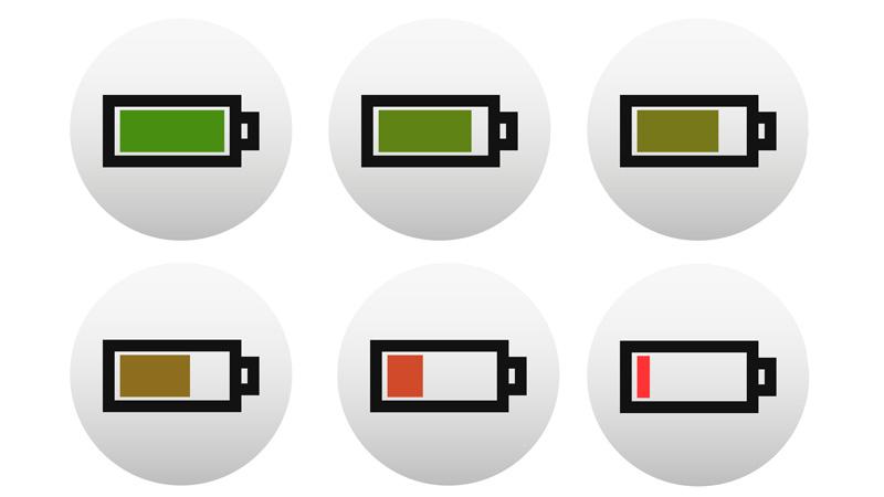 ¿Qué tipo de aplicaciones son las que consumen más batería?