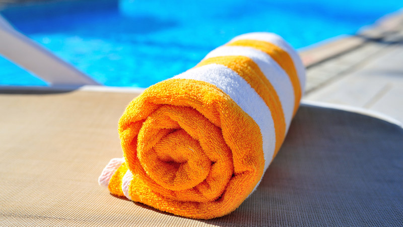 Consejos para lavar toallas de playa