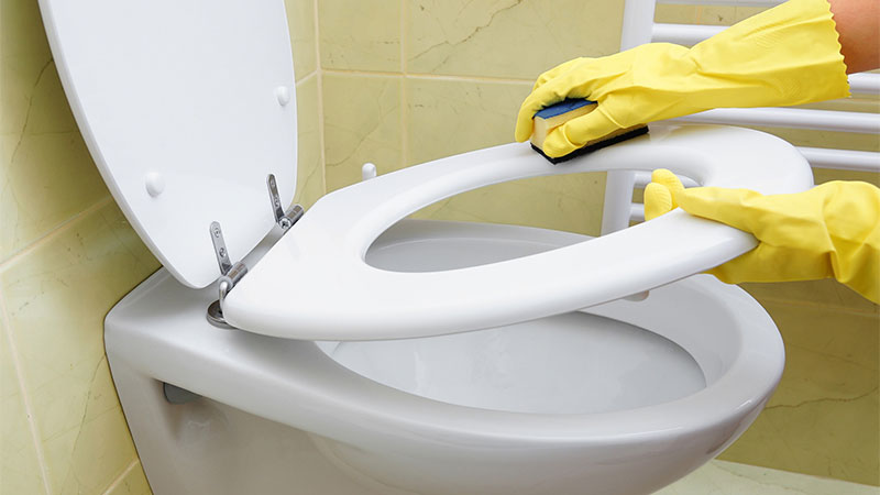 Limpieza para principiantes: ¿cómo usar lejía en casa?