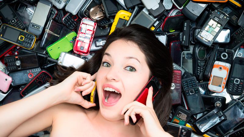 Tres razones por las que merece la pena cambiar de móvil