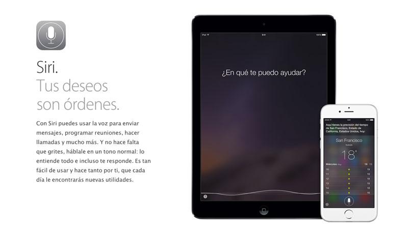 Trucos para usar Siri en iPhone