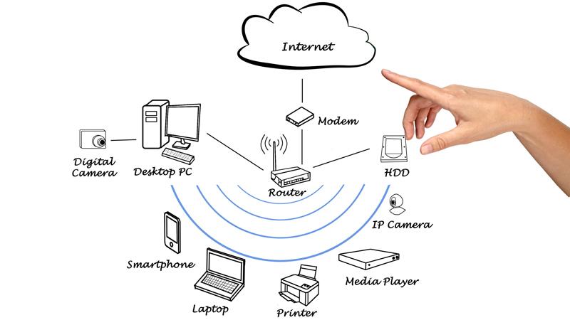 Consejos para encontrar el mejor lugar para colocar el router WiFi