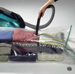 Bolsas para almacenamiento al vacío