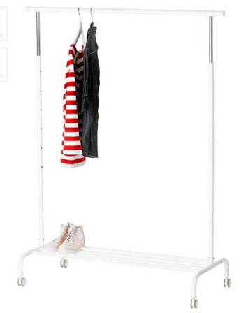 Ideas para dise ar el cuarto de plancha perfecto flota - Ikea perchas ropa ...