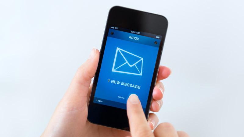Cómo programar el envío de correo electrónico