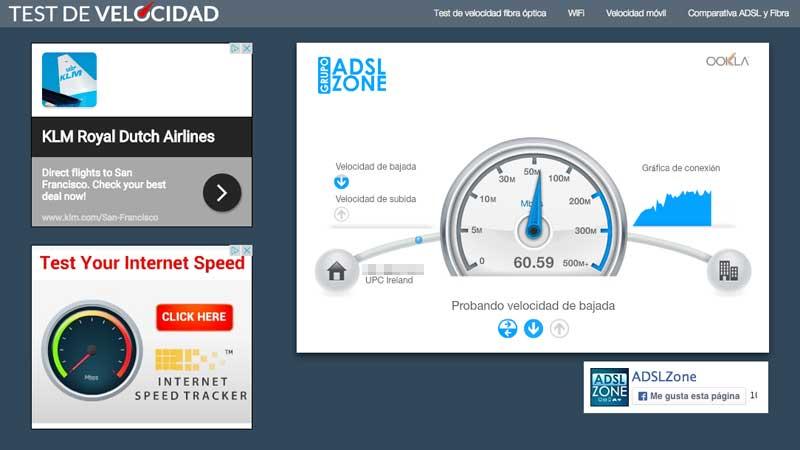 Cómo saber si tu operadora te engaña con la velocidad del ADSL