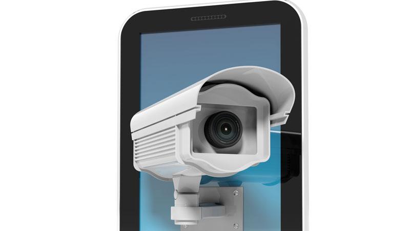 Convierte tu teléfono móvil en una cámara de vigilancia