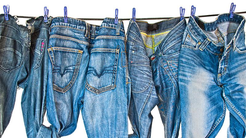 Cómo cuidar los pantalones vaqueros para que duren más