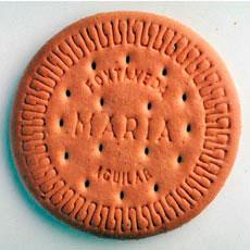 La galleta María, la más saludable