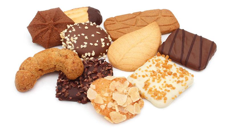 ¿Qué galletas son más saludables?