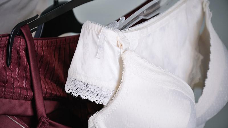 Siete consejos para lavar la ropa interior
