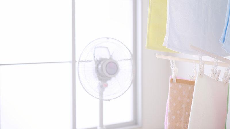 Trucos para secar la colada en invierno
