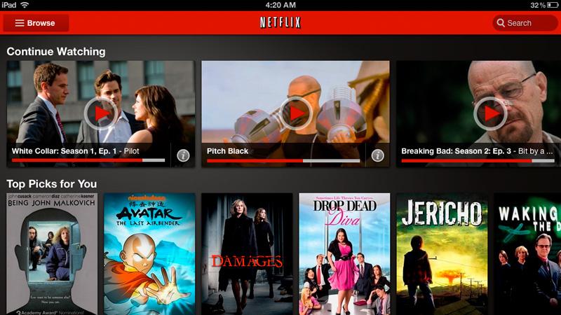 Las mejores aplicaciones para ver películas y series desde el móvil