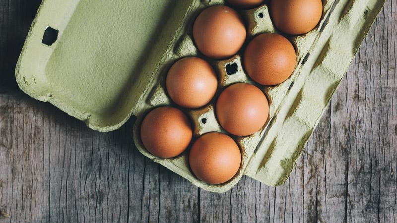 Diez originales formas de reutilizar cartones de huevos
