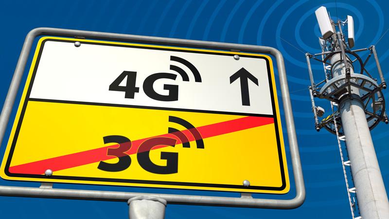 Razones por las que puede no funcionar la conexión 3G o 4G