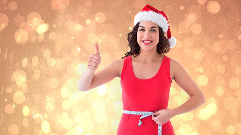Trucos para evitar saltarse la dieta durante las navidades
