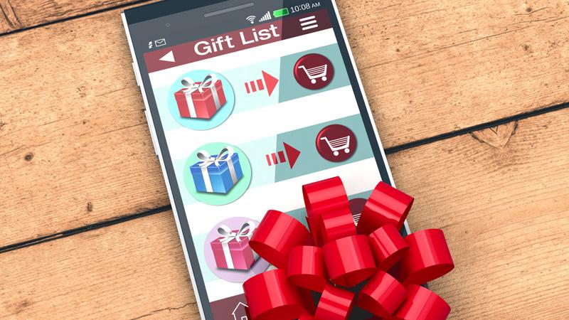 Aplicaciones para encontrar los mejores regalos de Navidad